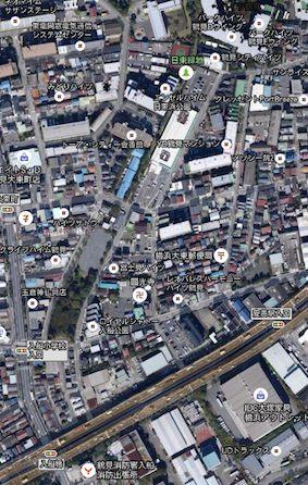 川崎運河跡: Alice堂のWEBLOG