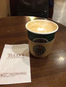 Tullys-cafelatte