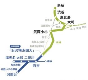 Sotetsu-routmap