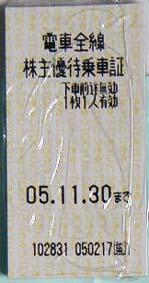 Kabunushi_yutai_ticket