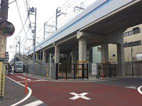 Demura-station
