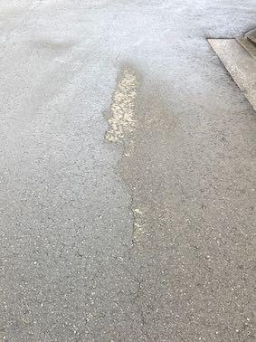 Road-drying
