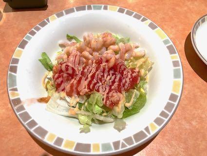 Saizeriya-shrimp-salad