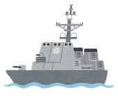 Ship-military