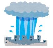 Typhoon-rain
