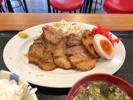 Yakibuta-teisyoku